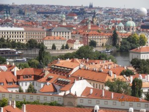 Prague, Czech Republic. The city of my birth.